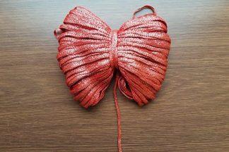 Тесьма плетеная отделочная